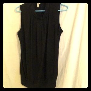PerSeption Concept XL black dress tank top